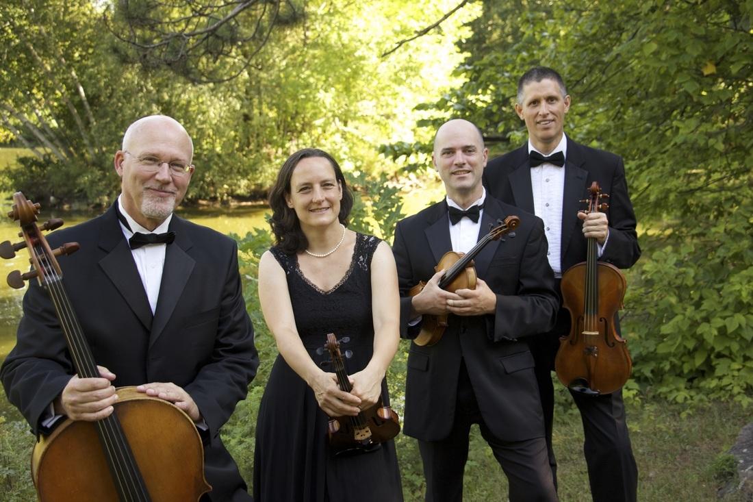 Cuatro Puntos String Quintet