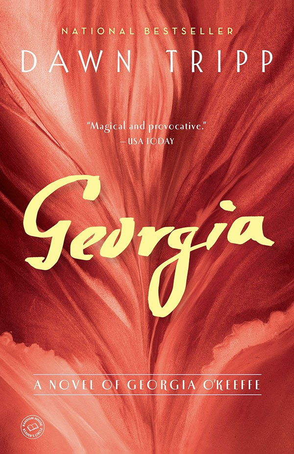 Georgia novel of georgia okeeffe