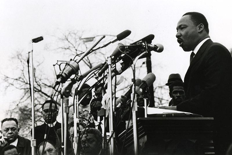 Hopper Martin Luther King Jr 1965
