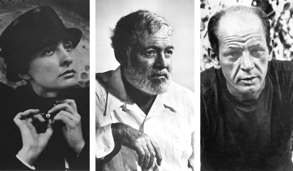 Modernist writers