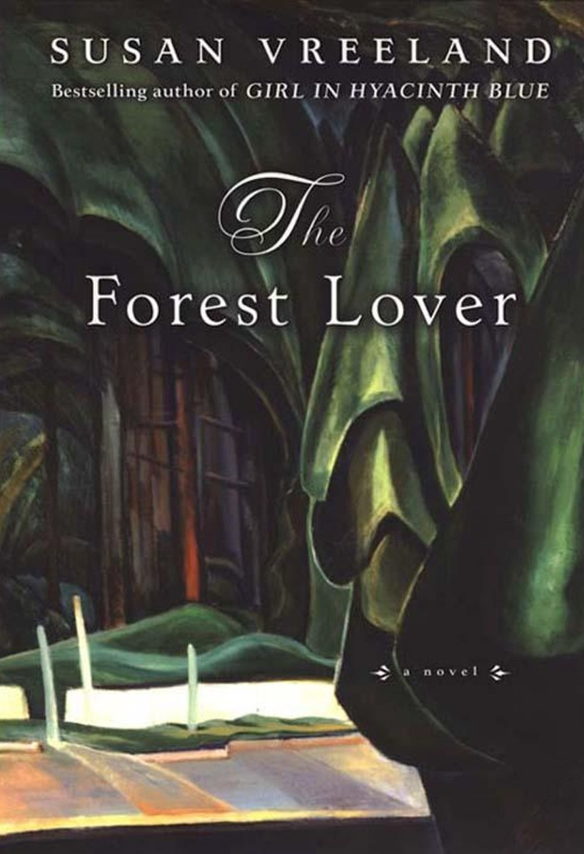 """The Forest Lover,"" Susan Vreeland"