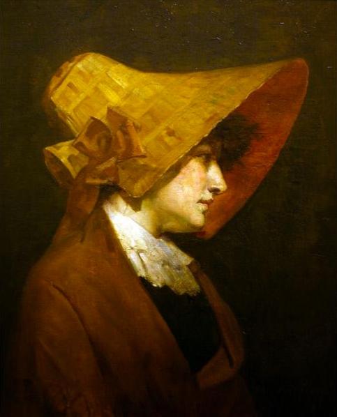 The poke bonnet