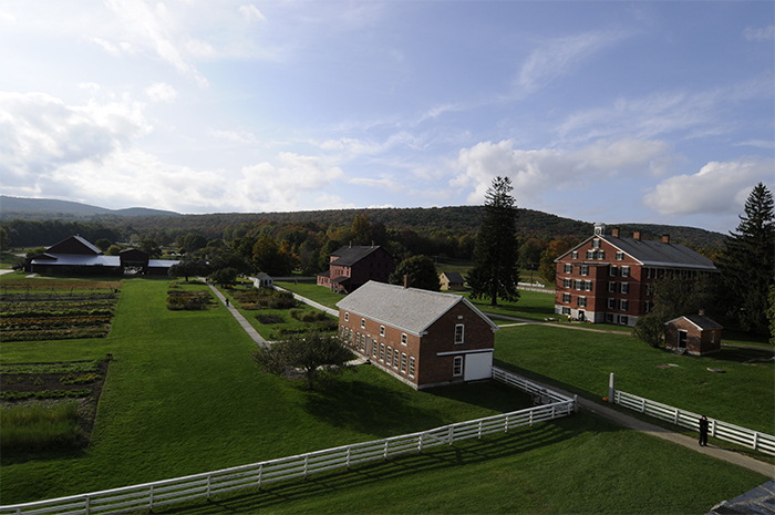 Hancock Shaker Village, Pittsfield, MA, Photo: Michael Fredericks