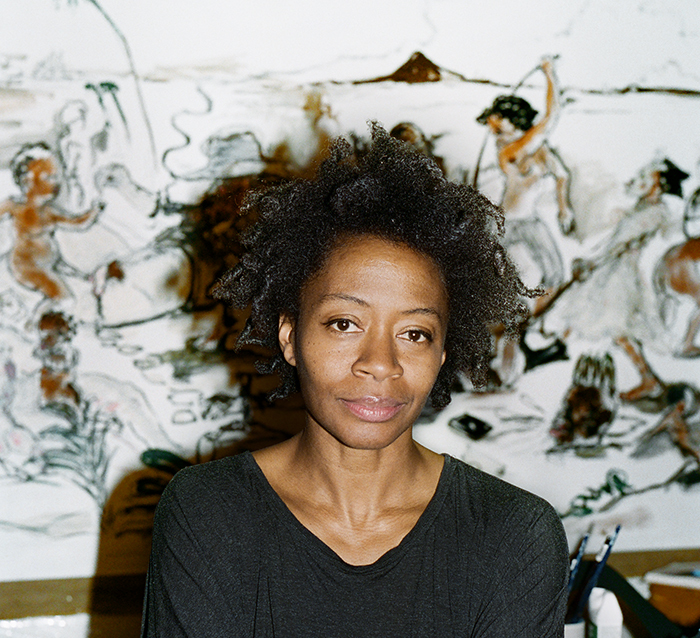Kara Walker, Photo: Ari Marcopoulos