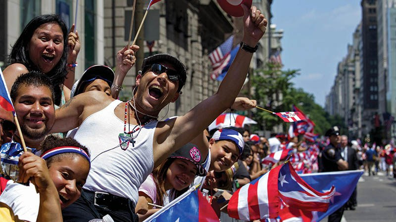 Lfa Puerto Rican Parade