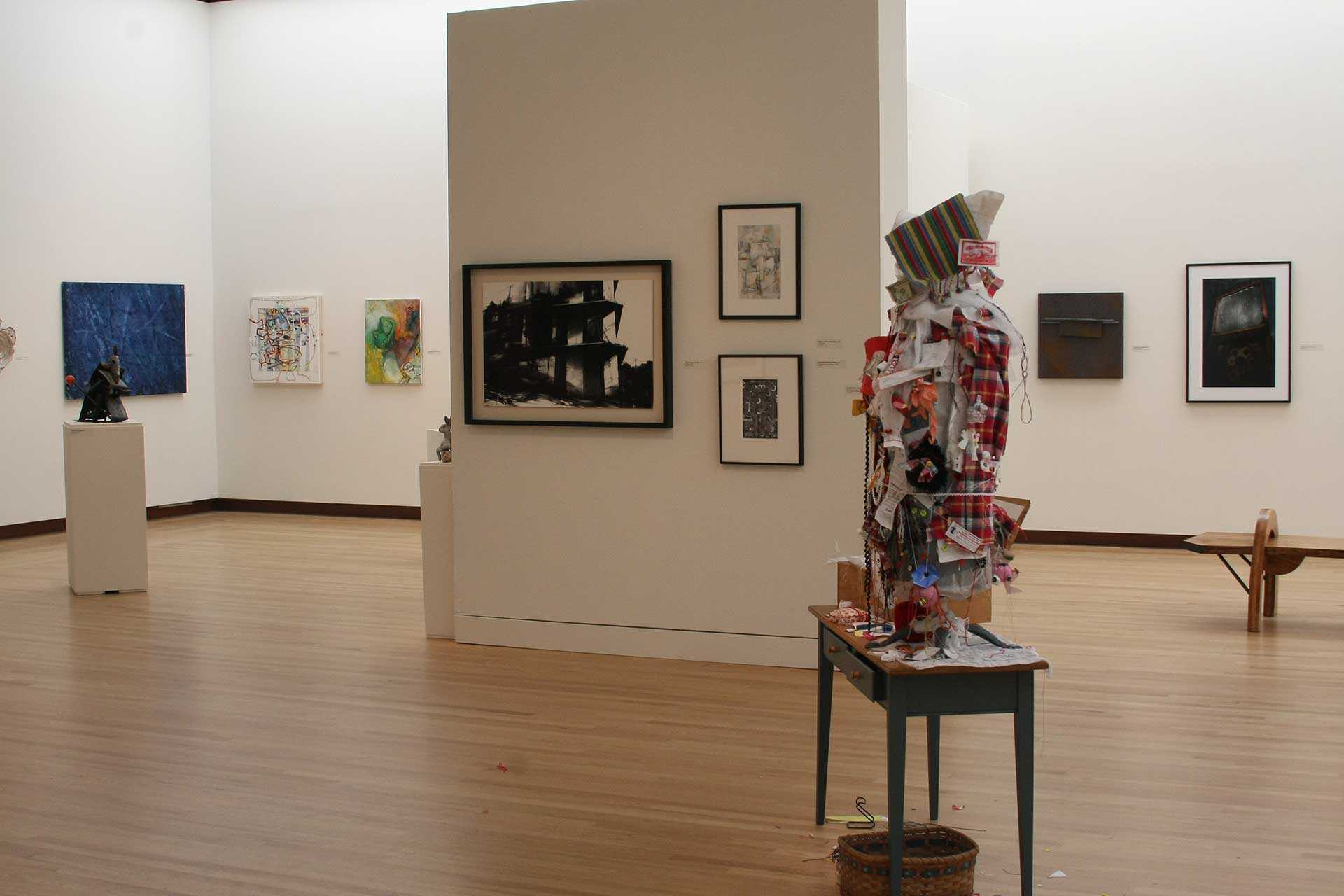 Nor'Easter: The 45th Annual Juried Members Exhibition